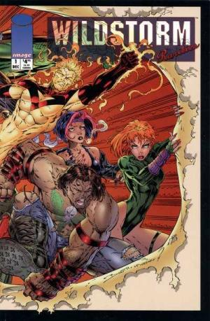 WildStorm Rarities édition One Shot (1994)