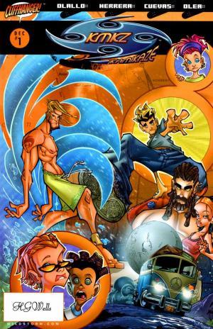 Kamikaze édition Issues V1 (2003 - 2004)