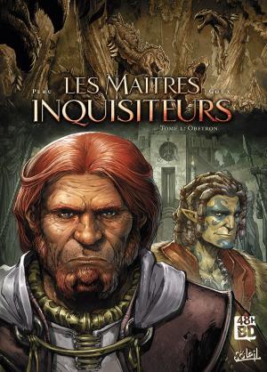 Les maîtres inquisiteurs édition Edition 48h BD 2019