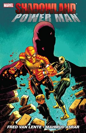 Shadowland - Power Man édition TPB softcover (souple)