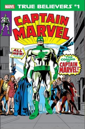 Marvel Fanfare # 1 Issue (2019)