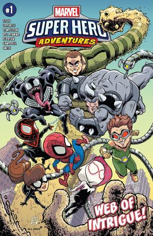 Marvel Super Hero Adventures - Spider-Man - Web of Intrigue édition Issue (2019)