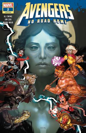 Avengers - No Road Home # 2 Issues (2019)
