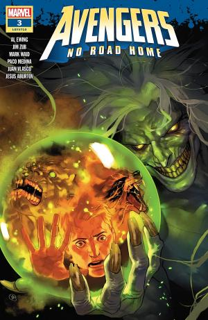 Avengers - No Road Home # 3 Issues (2019)