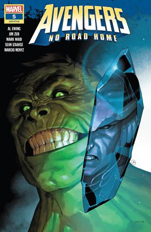 Avengers - No Road Home # 5 Issues (2019)