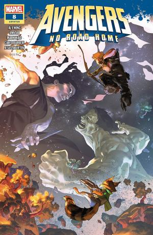 Avengers - No Road Home # 8 Issues (2019)