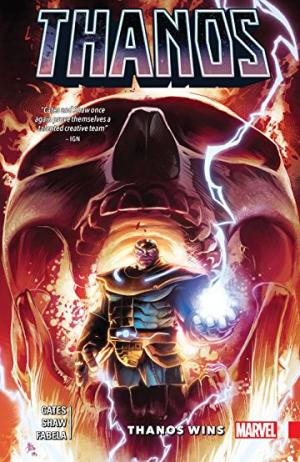 Thanos # 1 TPB softcover (souple)