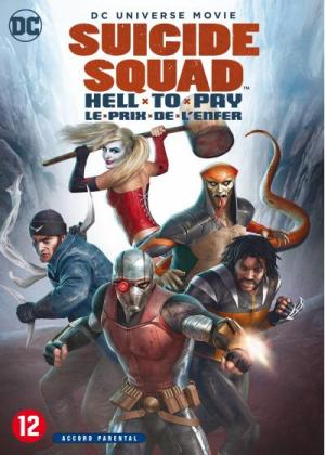 Suicide Squad: Le Prix de l'Enfer édition simple