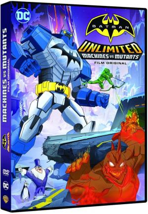 Batman Unlimited : Machines vs Mutants édition simple