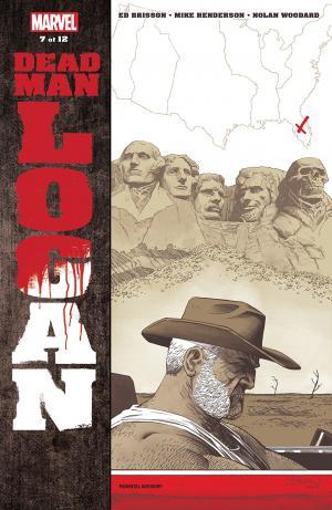 Dead Man Logan # 7 Issues (2018 - 2019)