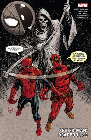 Spider-Man / Deadpool # 50 Issues (2016 - 2019)
