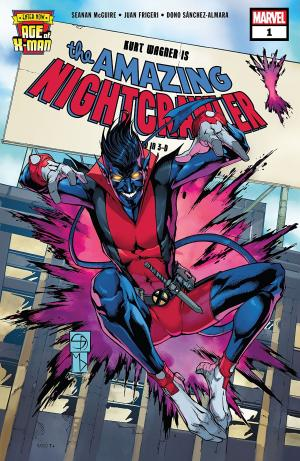 Age of X-Man - The Amazing Nightcrawler édition Issues (2019)