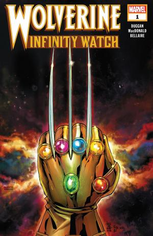 Wolverine - Infinity Watch # 1 Issues (2019)