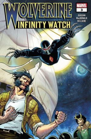 Wolverine - Infinity Watch 3 Issues (2019)