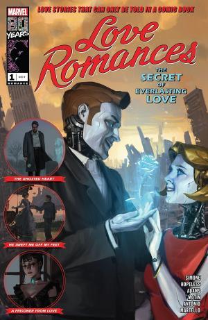Love Romances édition Issues V2 (2019)