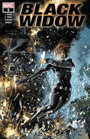 Black Widow # 5 Issues V7 (2019)