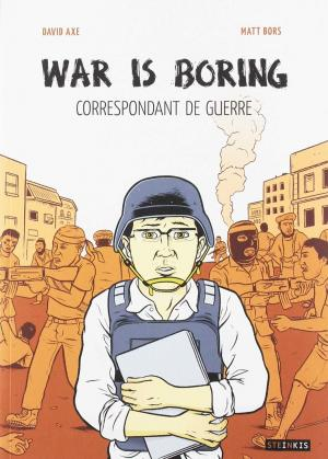 War is boring édition simple