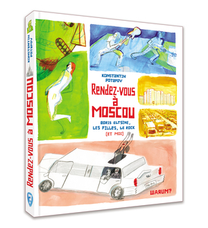 Rendez-vous à Moscou