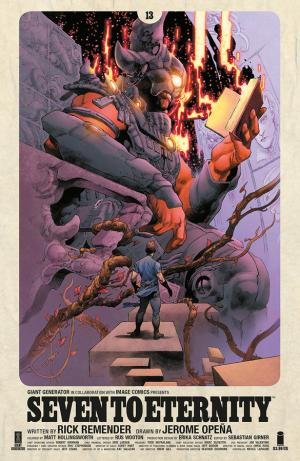 Seven to Eternity # 13