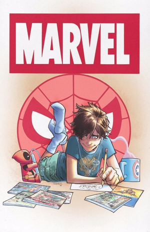Marvel Fundamentals édition TPB softcover (souple)