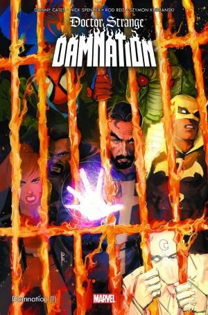 Damnation  TPB Hardcover - 100% Marvel