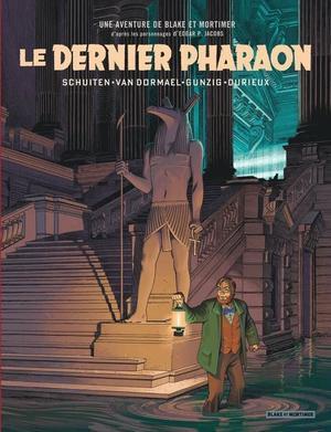 Blake et Mortimer - Le Dernier Pharaon 1 simple