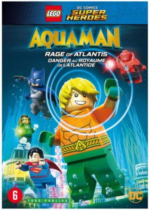 Lego DC Comics Super Heroes: Aquaman: Rage of Atlantis édition simple
