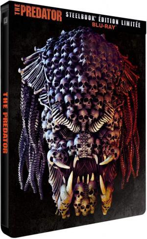 The Predator 0 steelbook limitée