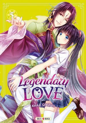 Legendary Love 5 Simple