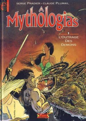 Mythôlogias édition simple