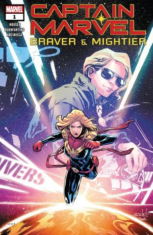 Captain Marvel - Braver And Mightier édition Issue (2019)