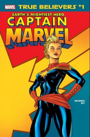 Captain Marvel # 1 Issue (2019)