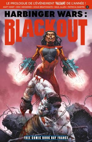 Free Comic Book Day France 2019 - Bliss Editions - Harbinger Wars - Blackout / Kaijumax 1