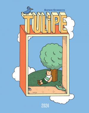 Tulipe édition simple