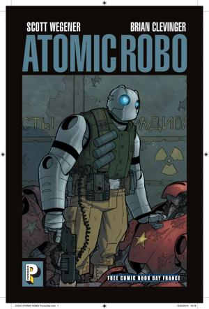 Free Comic Book Day France 2019 - Paperback - Atomic Robo