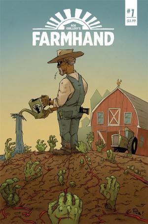 Free Comic Book Day France 2019 - Delcourt Comics - Farmhand # 1 Issues (2018)