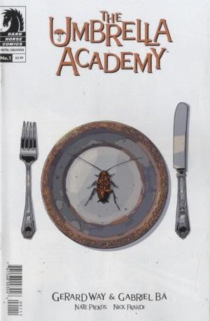 Umbrella Academy # 1