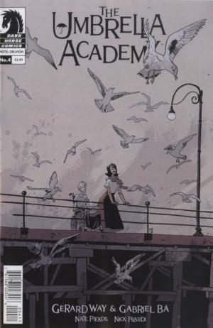 Umbrella Academy # 4