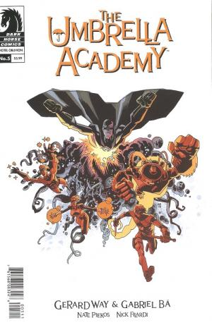 Umbrella Academy 5 - Free, Being Part Five of the Seven-Part Series Hotel Oblivion