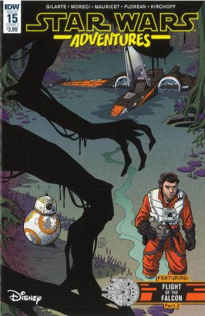 Free Comic Book Day France 2019 - Delcourt Comics - Star Wars Aventures # 15 Issues (2017 - Ongoing)