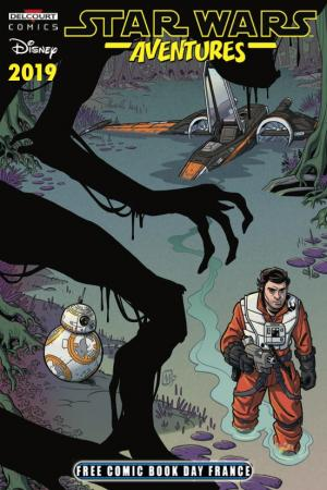 Free Comic Book Day France 2019 - Delcourt Comics - Star Wars Aventures édition Kiosque (2019)