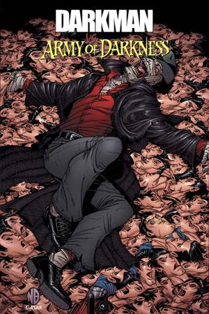 Darkman vs. Army of Darkness édition TPB softcover (souple)