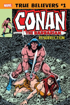 true believers - conan resurrection édition issues
