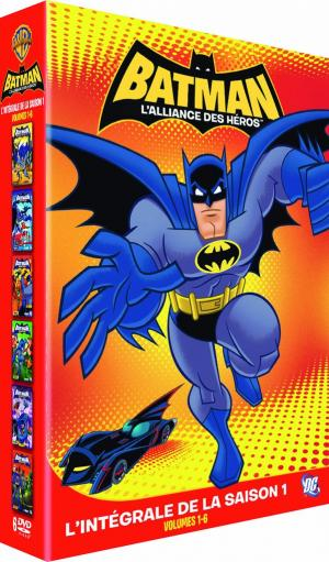 Batman : L'Alliance des héros édition simple - Saison 1