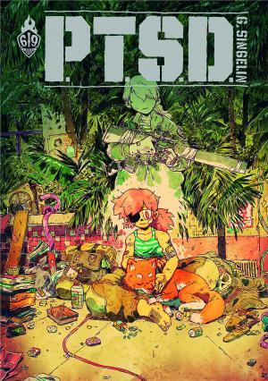 PTSD édition TPB Hardcover (cartonnée)