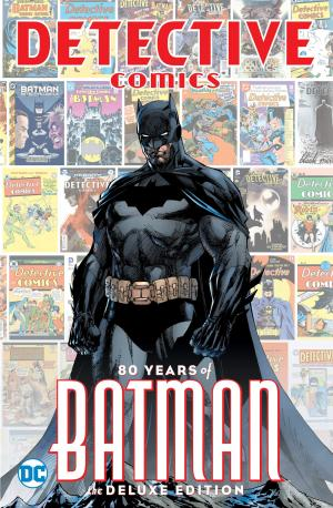 Batman 80 ans # 1 TPB Hardcover (cartonnée) - Deluxe Edition