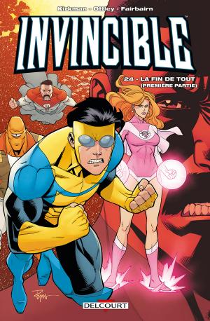 Invincible 24 TPB Hardcover (cartonnée)
