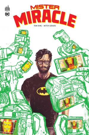 Mister Miracle  - Mr miracle