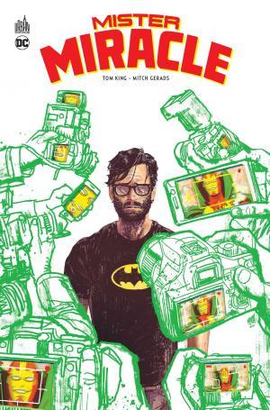Mister Miracle  TPB Hardcover (cartonnée)
