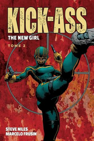 Kick-Ass - The New Girl 2 TPB Hardcover - Best of Fusion Comics